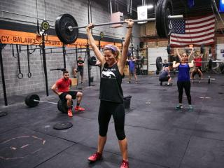 Crossfit - 30 day - womens health uk