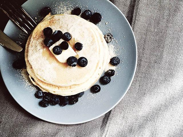 Pancakes - lazy girl food - womens health uk