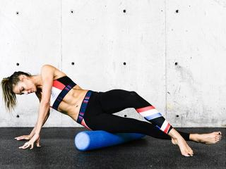 Should you foam roll your it band - womens health uk