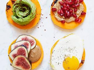 Madeleine shaw sweet potato toast - womens health uk