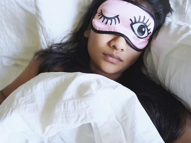 Eye Mask Sleeping