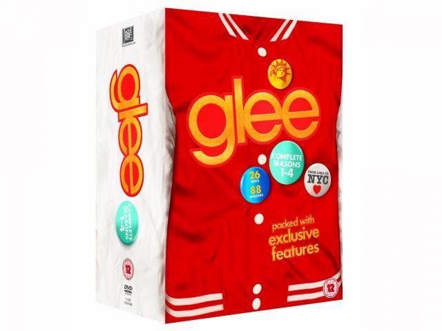 Glee box set