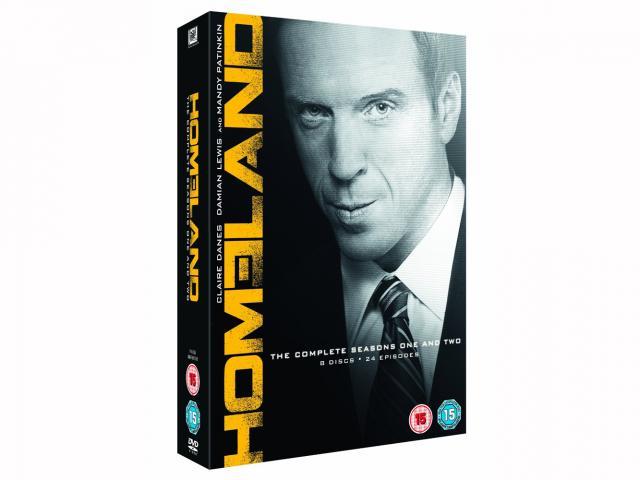 Homeland dvd box set