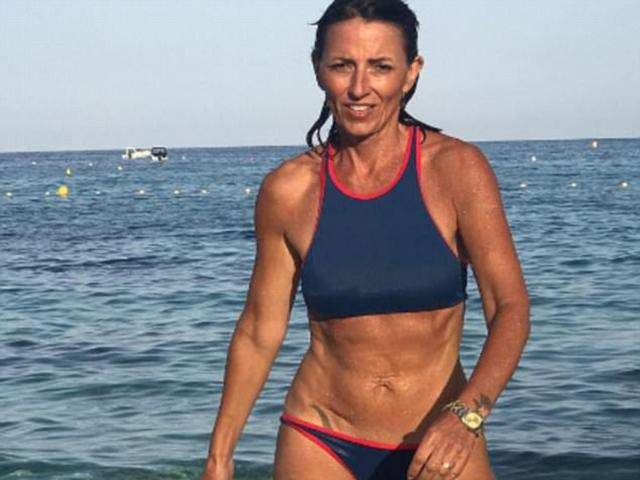 Davina McCall Fitness, Food and 'Being In The Best Shape Ever'