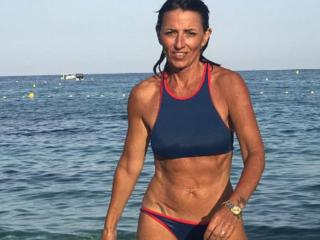 Davina McCall - Davina McCall Fitness, Food and 'Being In The Best Shape Ever' - Women's Health UK