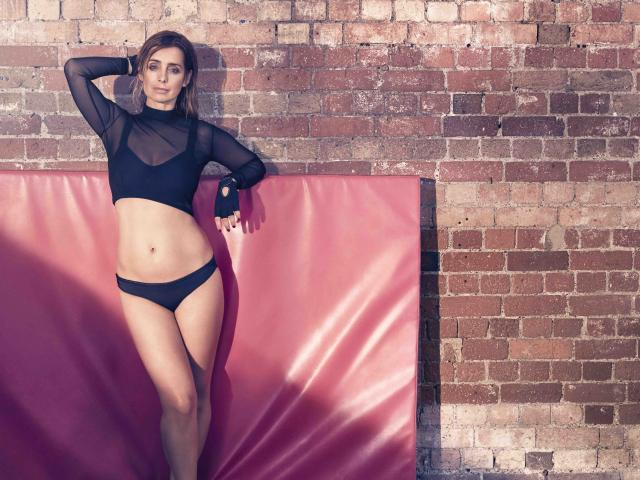 Louise Redknapp, strictly, interview, fitness