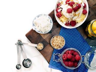 Frozen-yogurt