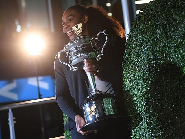 Serena williams australian open