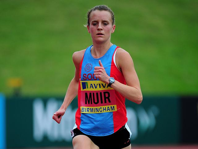 Tina muir runner who quit because of period