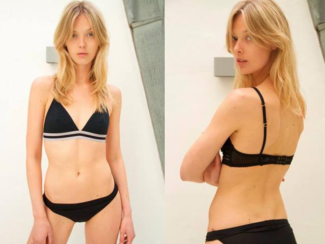 Ulrikke hoyer body shamed by louis vuitton