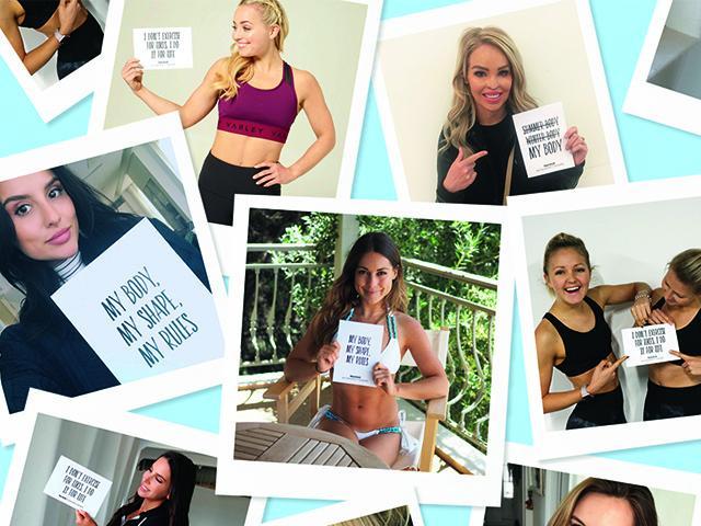 Women's Health In Shape My Shape Campaign