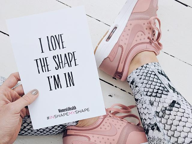 Celebrating The Best Of Your In Shape My Shape's - Women's Health UK