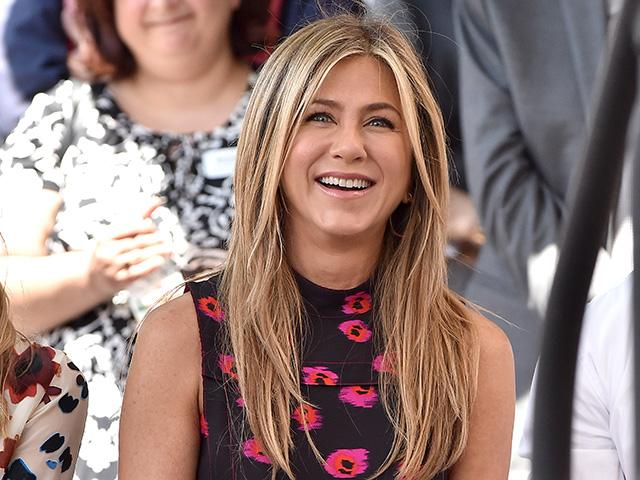 Jennifer aniston skin