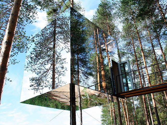 The Treehotel, Sweden - The Healthiest (And Coolest) Treehouse Accommodation - Women's Health UK