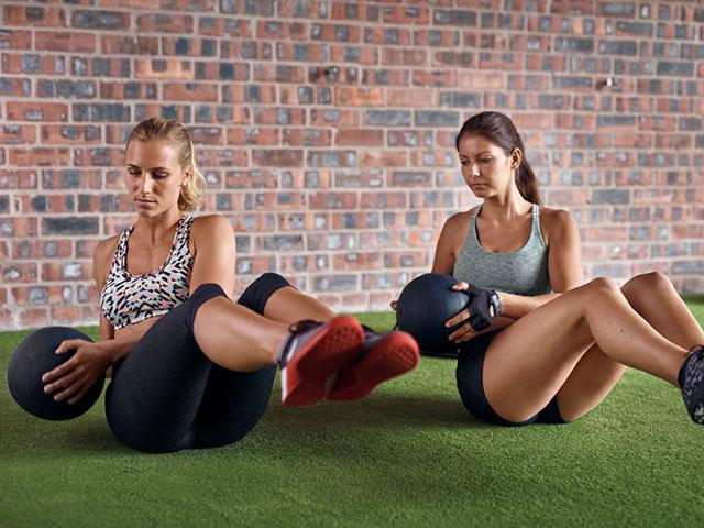 Ab workouts for women - Women's Health UK