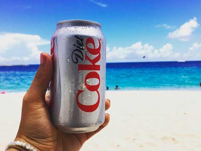 DIet Coke Can