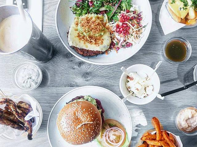 What A Nutritionist Would Actually Order At Gourmet Burger Kitchen - Women's Health UK