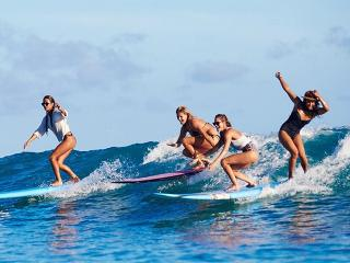 Roxy surf girls
