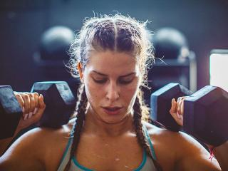 Dumbbell Exercises - Women's Health UK