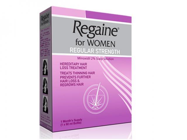 Regaine women for hair loss