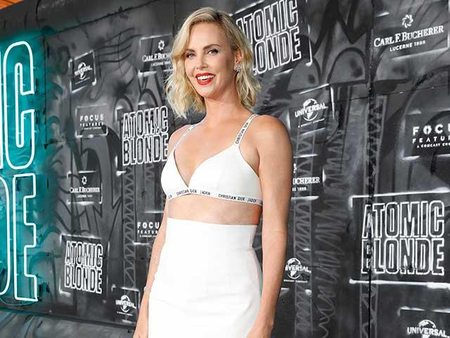 Why Swearing Made Charlize Theron Stronger - Women's Health UK