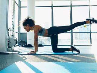 Woman Working Out - This Is How Long It Takes Most People To Lose 10 Pounds - Women's Health UK