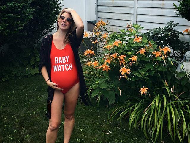 Kristen sullivan baby watch instagram