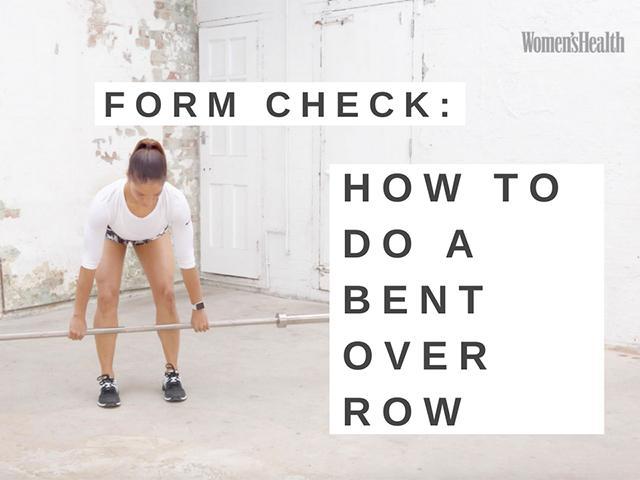 Youtube Thumbnail Bent Over Row -