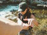 Couple On Hike - This Is Why So Many Couples Break Up And Get Back Together Again - Women's Health UK
