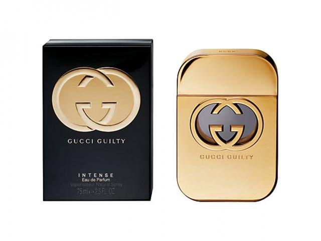 Guilty Intense perfume by Gucci