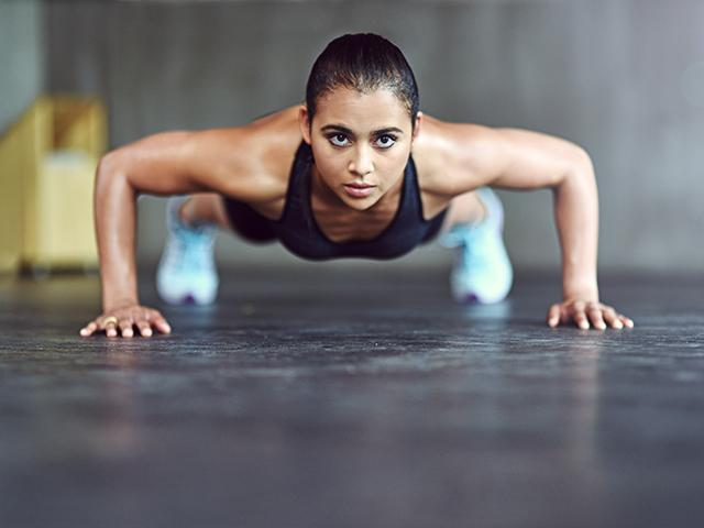Plank - This Is How Long You Really Need To Hold A Plank To See Results - Women's Health UK