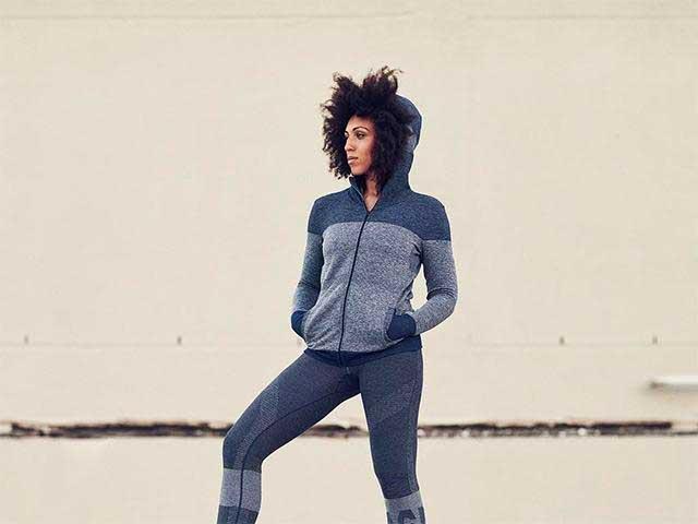 winter running gear