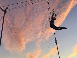 Trapeze Fitness Holiday Sunset - The Fitness Holiday Where You Can Learn To Trapeze Has Arrived - Women's Health UK