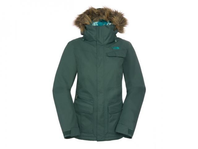 Baker delux jacket from North Face Winter Collection
