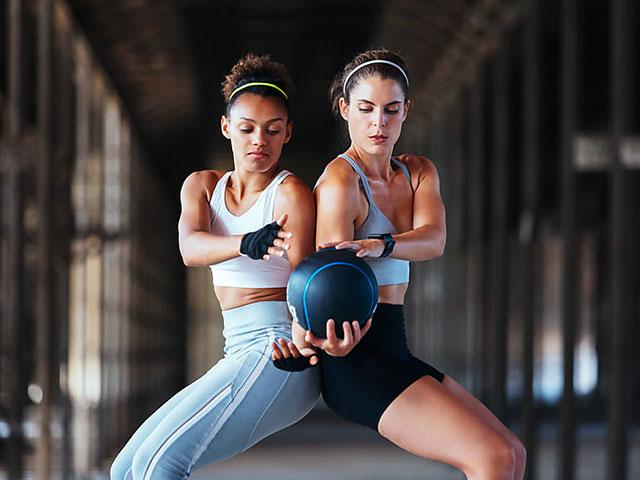 Best Gym Workouts For Women - Women's Health UK