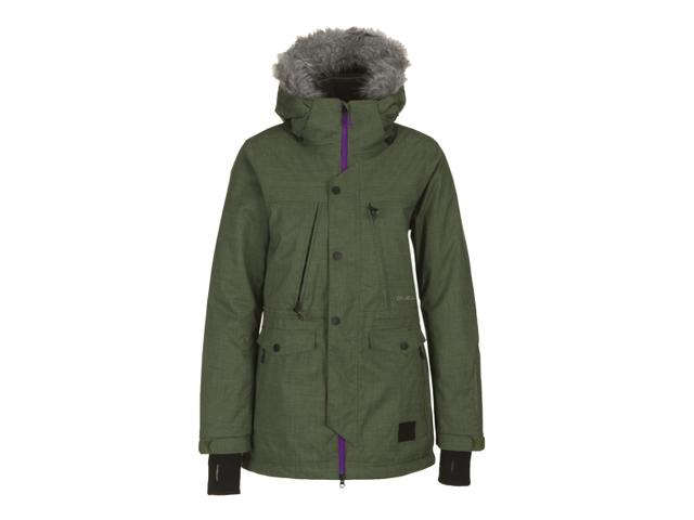 spellbound parka from oneill winter wear