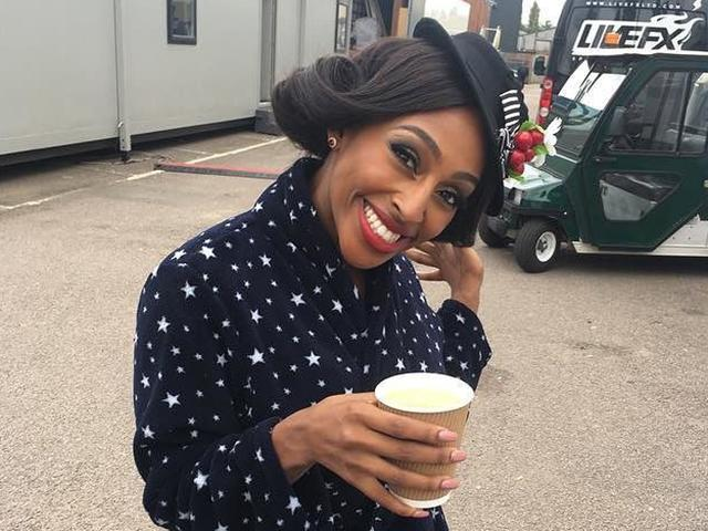 Alexandra Burke On What Inspired Her To Build A Body For Life -  Women's Health UK