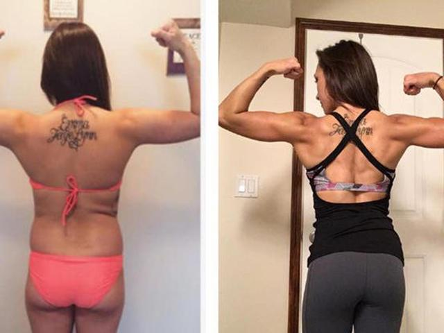 Transformation real life weight loss - Strength Training Woman - 'My Body Fat Was the Lowest It's Ever Been—But So Was My Self-Worth' - Women's Health UK
