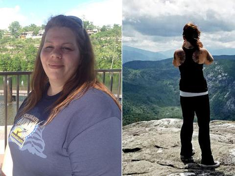 Weight Loss Photographs - 5 Women Share The Moment They Knew They Had To Start Losing Weight - Women's Health UK