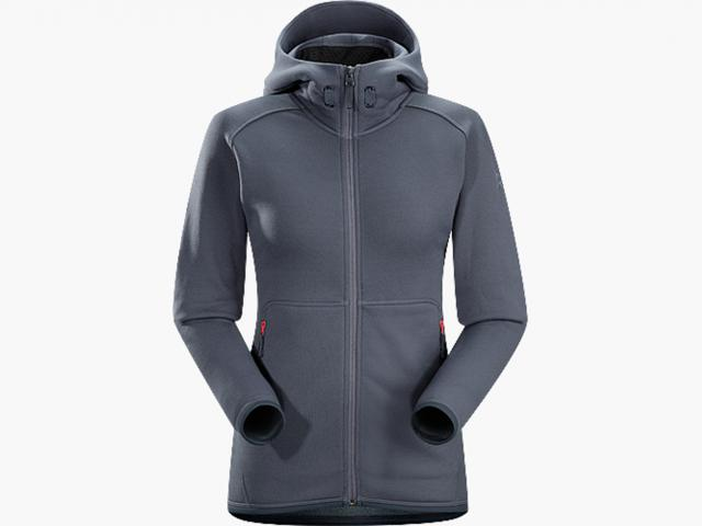 Maeven hoody heron from Arcteryx winter collection