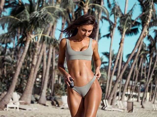 Girl bikini cait miers photography