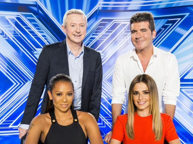 X factor 2014 judging panek