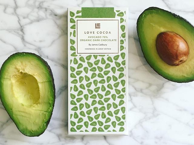 Avocado Chocolate Is Here And It's Basically Good For You - Women's Health UK