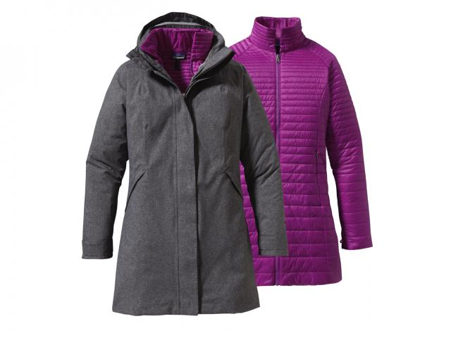 Vosque 3-in-1 parka from Patagonia winter collection