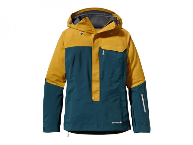 Untracked anorak from Patagonia winter collection