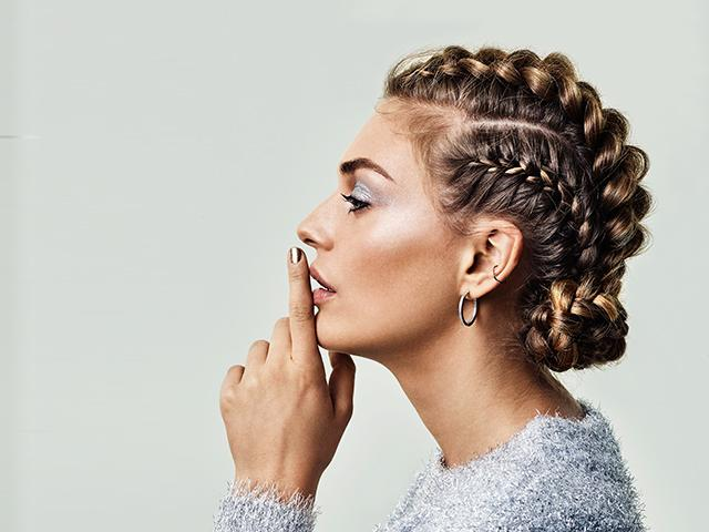 how to do braids hairstyles, tutorial