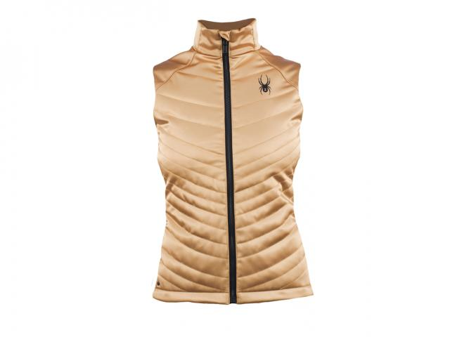 Sped insulator vest from Spyder winter collection