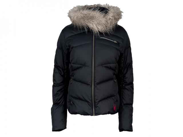 Bliss down jacket from Spyder winter collection