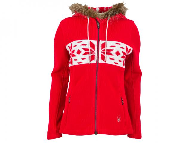 Soiree sweater from Spyder winter collection