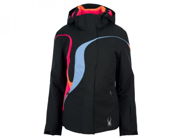 Power modern fit jacket from Spyder winter collection
